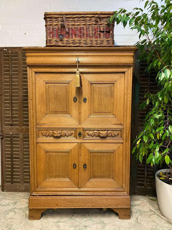 French larder cabinet
