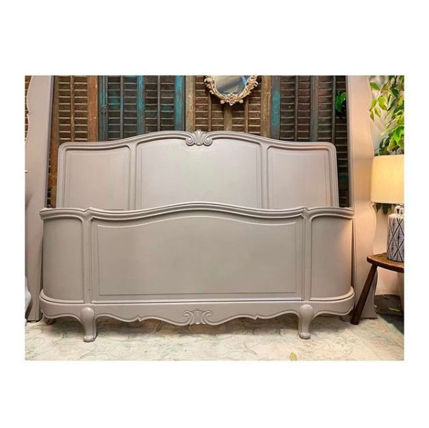Amazing king size French bed