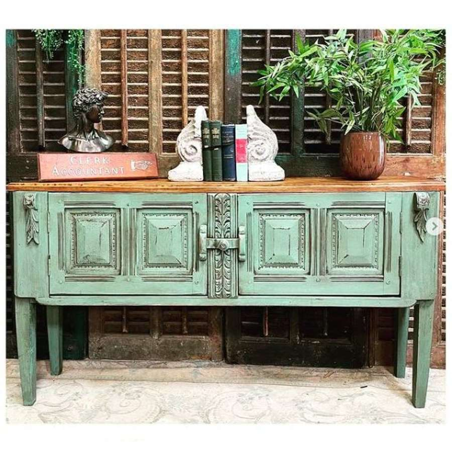 Low console or small sideboard
