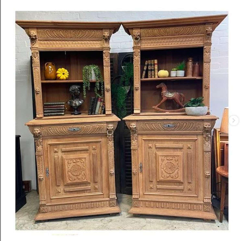 Matching cabinets