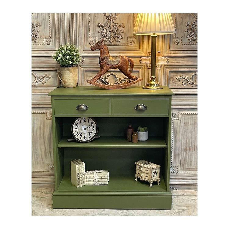 Small console or bookcase