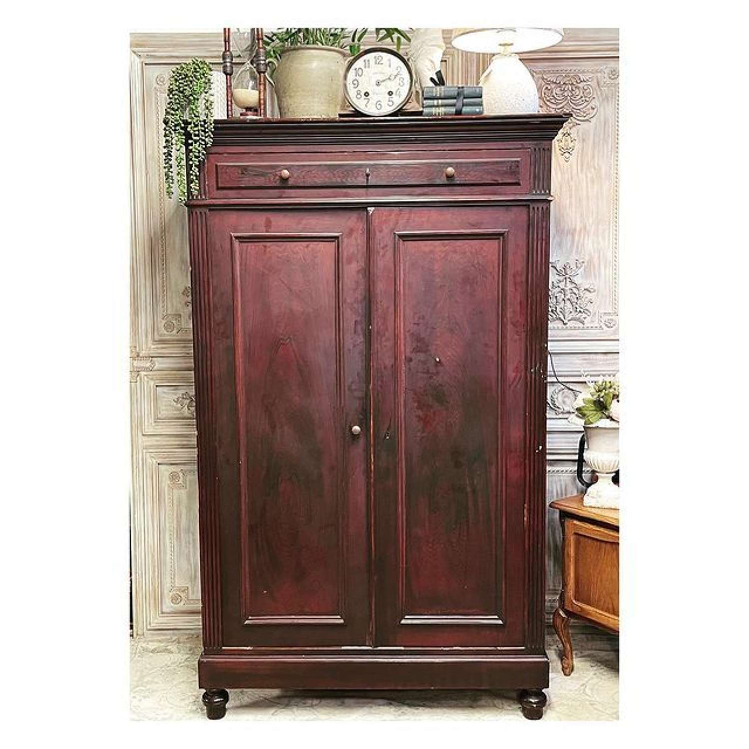 French Maidens cupboard